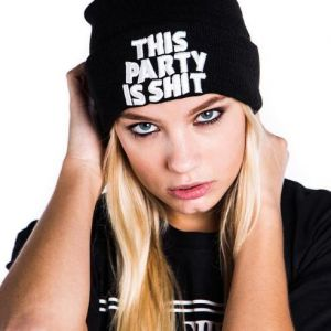 Killstar Party Beanie