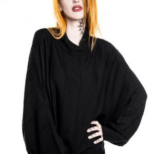 Killstar Stockholm Syndrome Slacker Knit Tunic