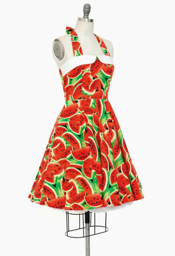 Lady Mayra Dress Melon