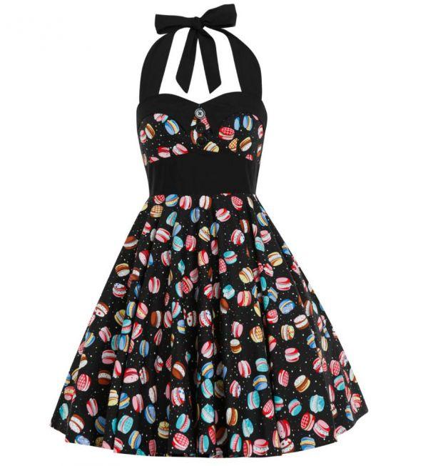 Lady Mayra Dress Macarons