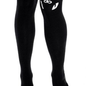 Killstar Purr Evil Long Socks