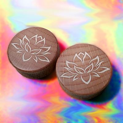 Lotus Flower Plug