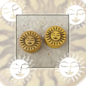 Full Prana Sun Plugs