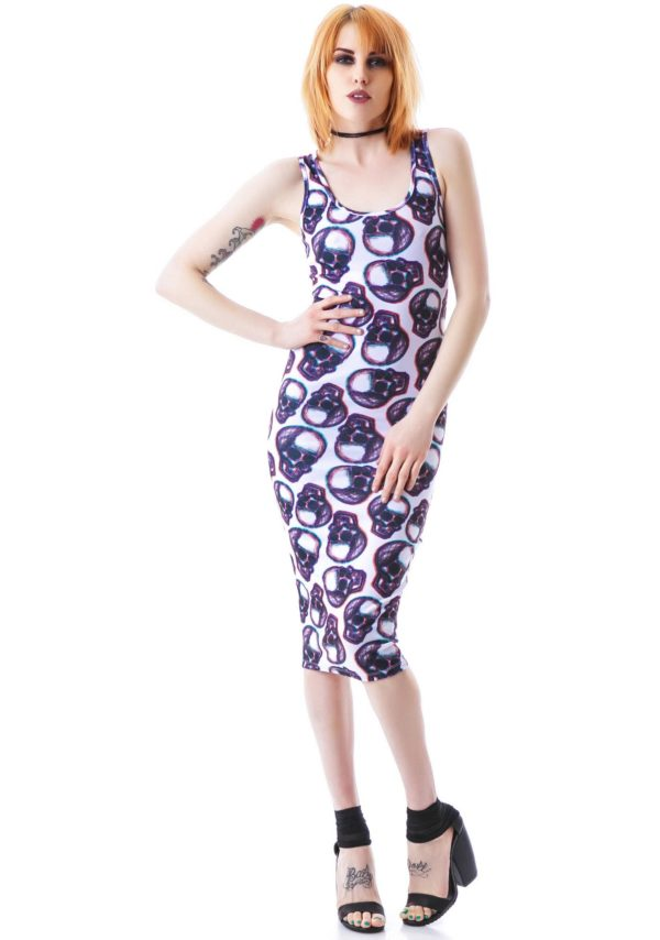 Iron Fist Third Dimension Dress
