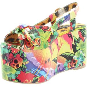 Iron Fist Hellwain Holiday Plateau Sandal